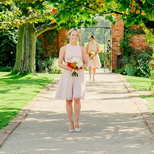 Blush Coast bridesmaids dresses