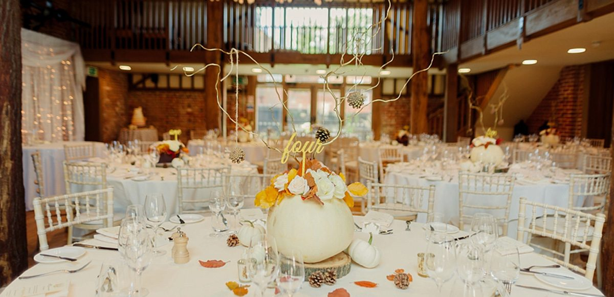Claire Steves Exclusive Autumn Wedding At Gaynes Park