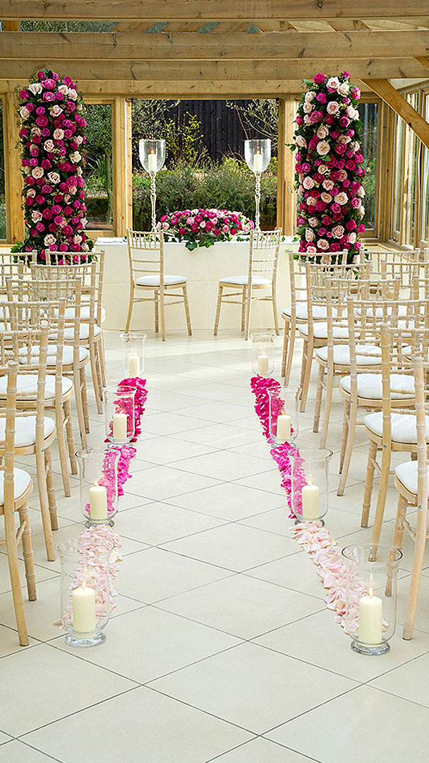 The Orangery Alternative Wedding Venue In Essex Gaynes Park