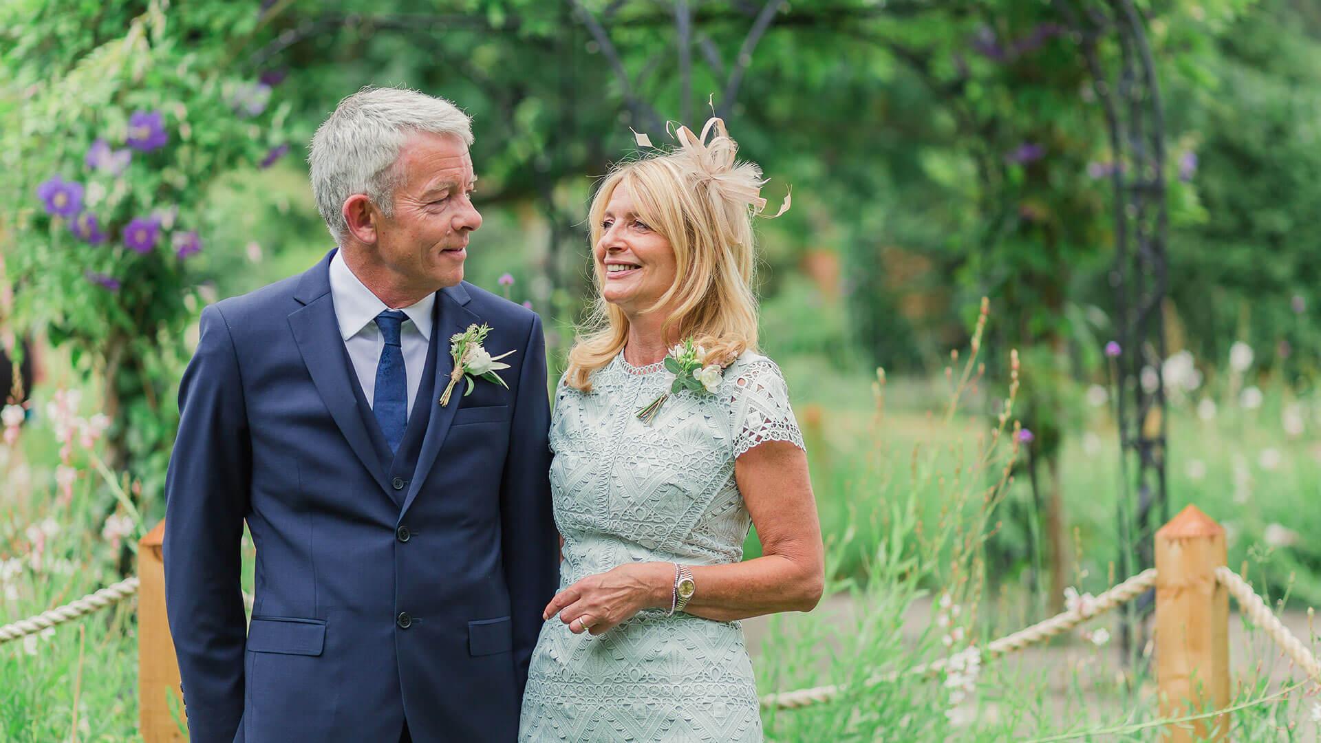 Gaynes Park is a beautiful barn wedding perfect for a summer wedding