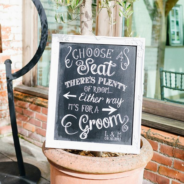 Set the style vintage wedding ideas gaynes park save wedding signage can add to a perfect vintage wedding look wedding ideas junglespirit Gallery
