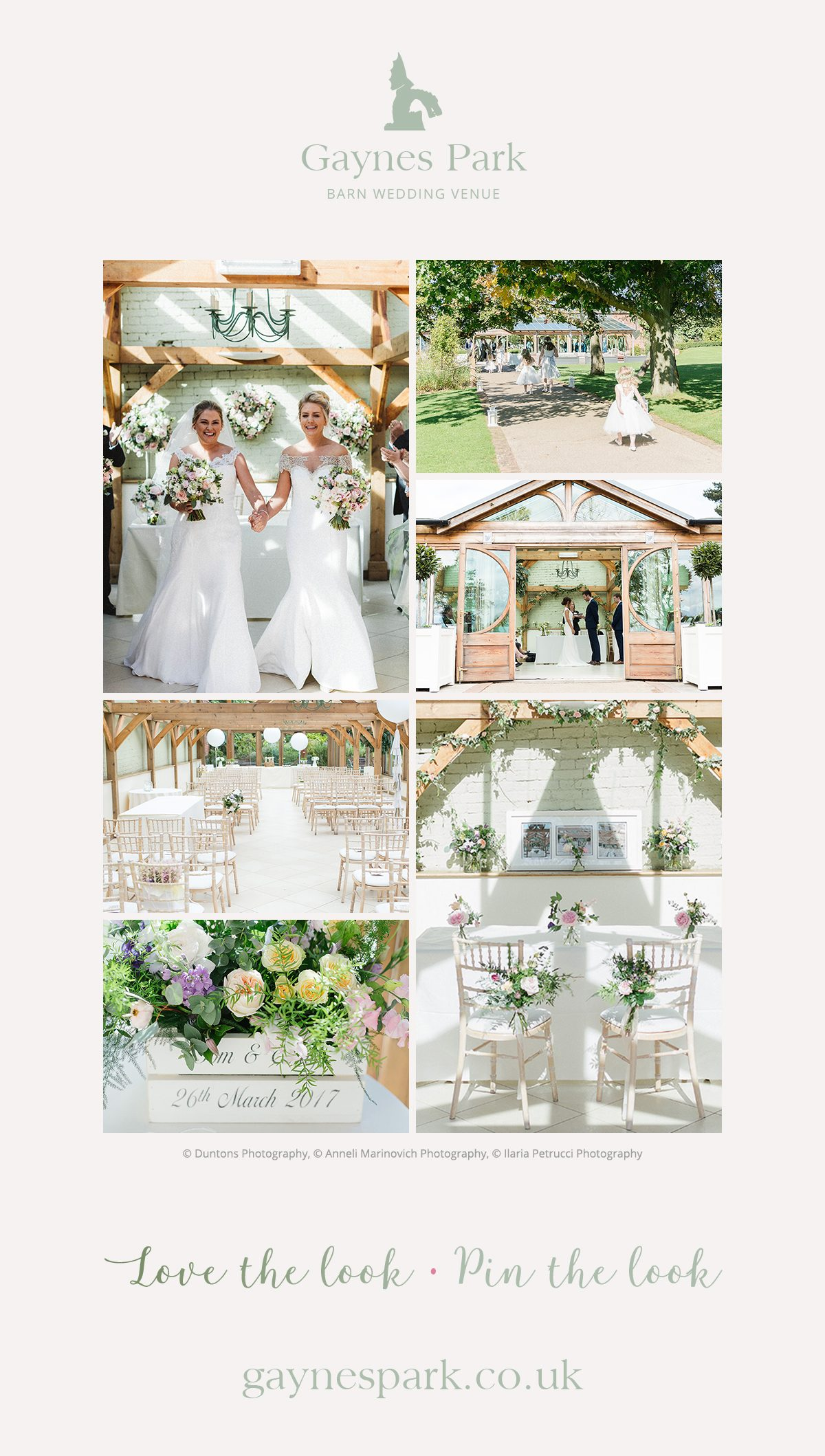 Setting up the Ceremony – All about the Orangery at Gaynes Park